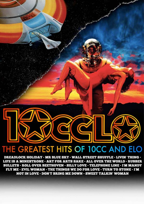 10CCLO: The Best of 10CC and ELO