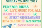Summer Fayre is near Sandy Bay Holiday Park
