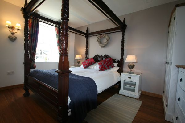 The Coach House Bedroom