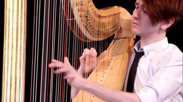 Alnwick Music Society - Richard Allen (Harp)