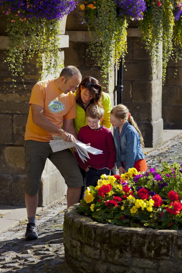 Alnwick In Bloom