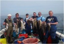 Group fishing trips is near Seashells