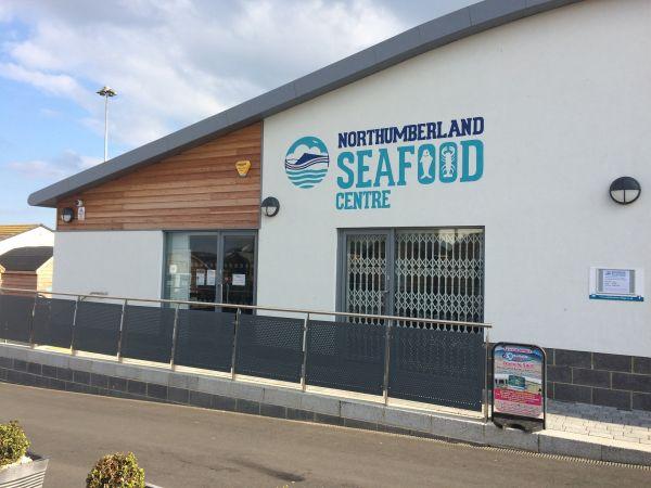 Seafood Centre Exterior