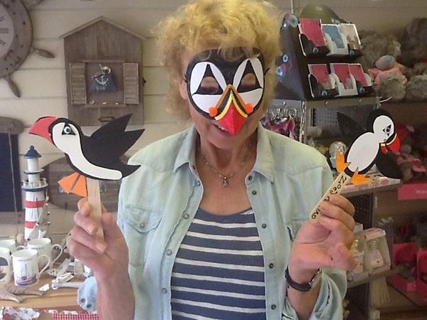 puffintastic crafts