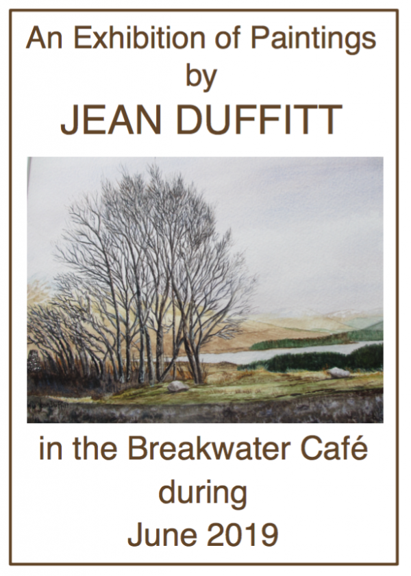 An exhibition of paintings by Jean Duffitt