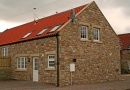 Outside Apple Blossom is near Seahouses Tourist Information Centre