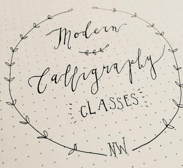 Art Class - Modern Calligraphy for Beginners