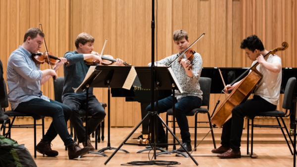 Athos String Quartet: Bartok, Mendelssohn & Haydn