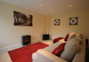 WIllow Cottage Lounge is near Alnwick Castle