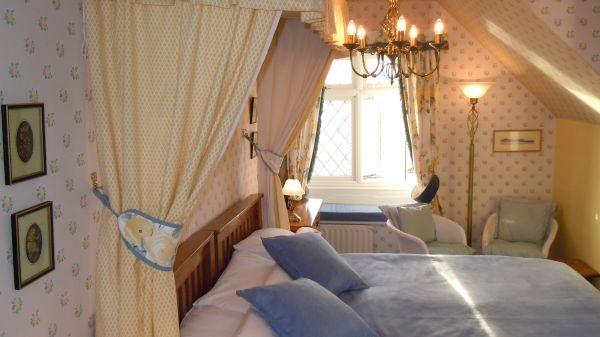 Lindisfarne Room 1