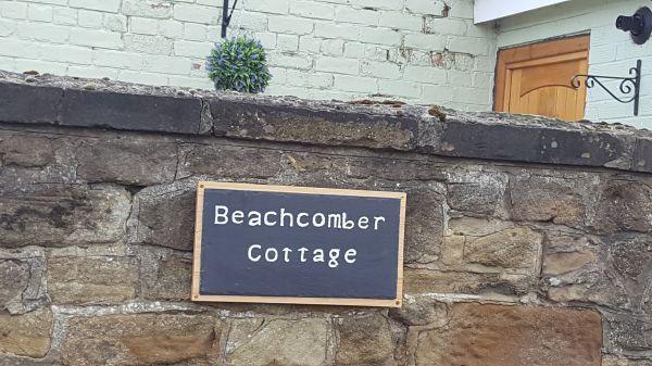 Beachcomber Cottage - exterior