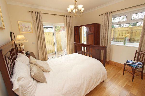 Beachcombers Retreat, double bedroom