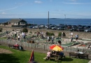 Crazy golf at Seahouses is near The Joiners Arms