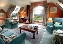Beacon Hill Beech Cottage Living Room is near Belsay Hall, Castle and Gardens