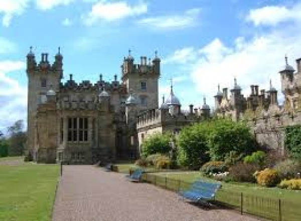Visit Floors Castle, Kelso