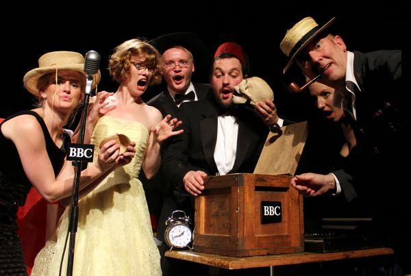 Berwick Broadcasting Corporation: The Golden Age of Wireless