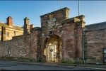 Barracks Entrance is near Flodden 1513: Archaeology Flodden Field