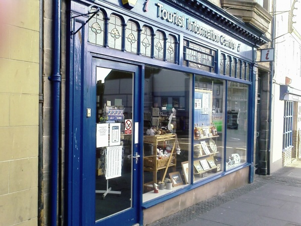 Welcome to Berwick Tourist Information Centre is near The Lindisfarne Inn