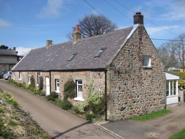 Braeside Cottage in Wooler