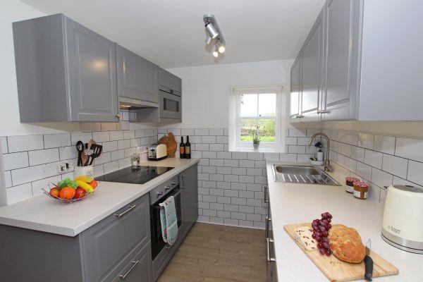 Bridge End Cottage, Rothbury, kitchen