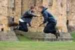 Broomstick training