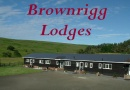Outside Brownrigg Lodges