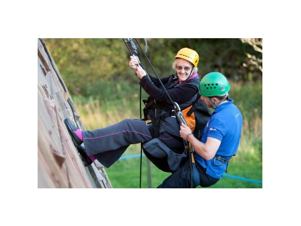 Assisted Abseil is near The Pheasant Inn