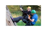 Assisted Abseil is near Falstone Farmhouse