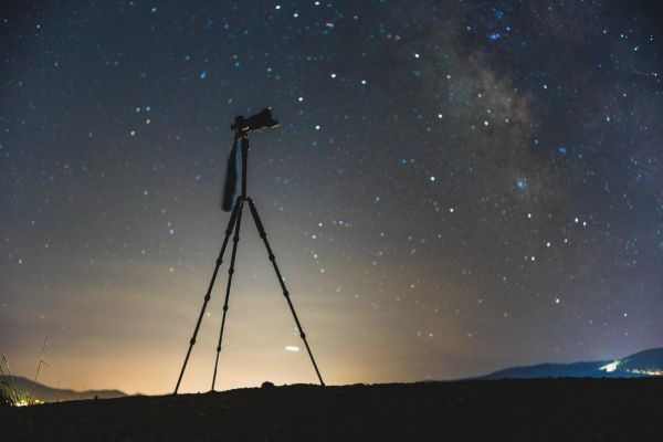 Capture a Falling Star! Astrophotography at Ingram Village Hall