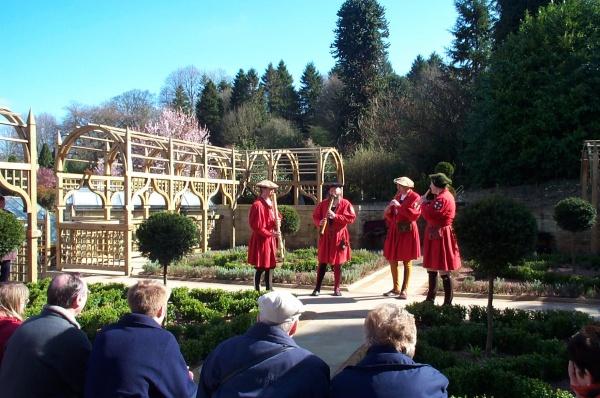 Performance at Carlisle Park