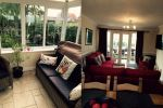Living Room and Conservatory
