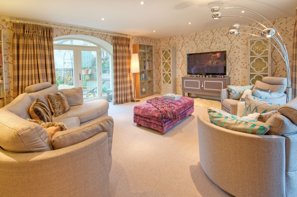Sitting Room Luxury seating