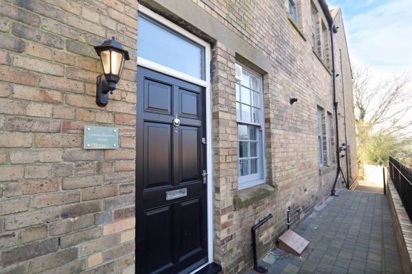 Charles Dickens House, Alnmouth - exterior
