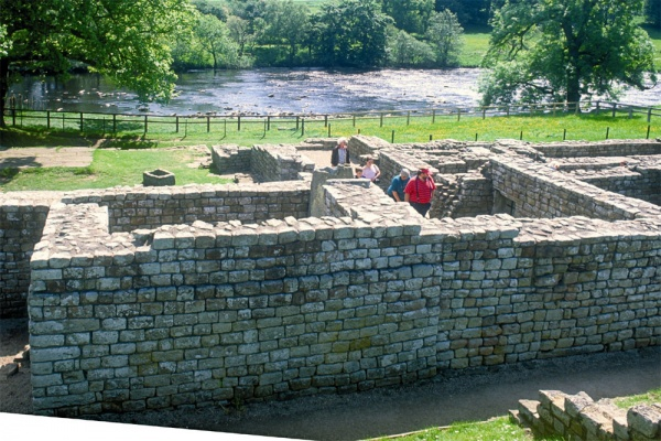 Welcome to Chesters Roman Fort is near Corbridge Tourist Information Centre