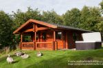 Bamburgh Luxury Log Cabin is near Northumbrian Music Festival - Eshott Hall