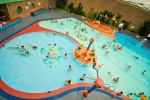 CLC pool is near Brick City Exhibition
