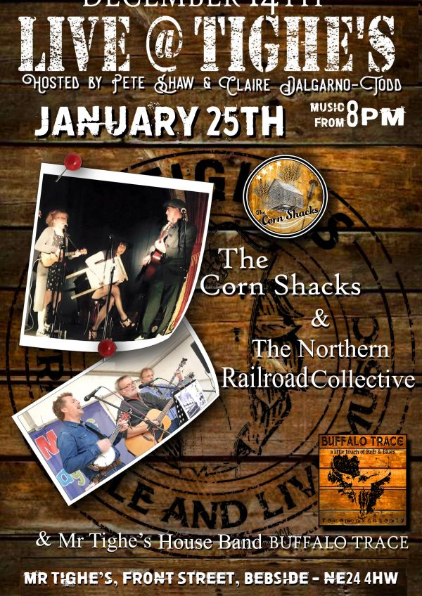 Corn Shacks @ Mr Tighe's