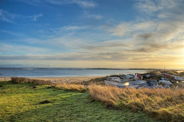 Beach Retreat, Low Newton