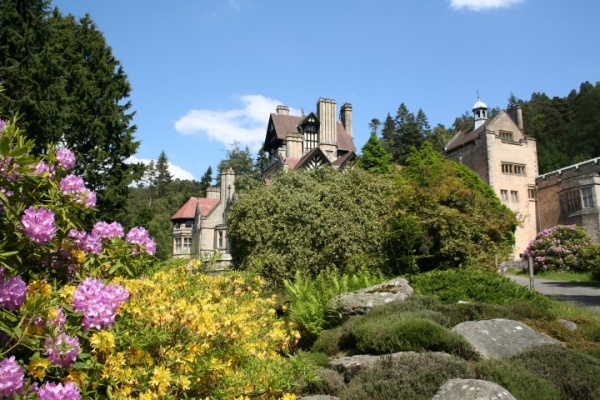 Cragside House Gardens And Estate Historic Sites In Rothbury Visit Northumberland
