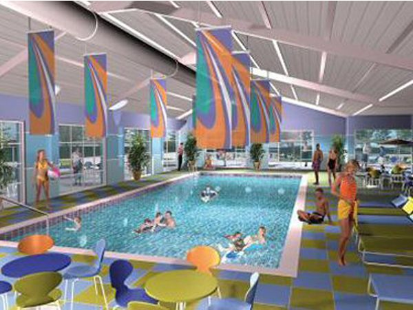 Cresswell Indoor Pool