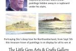Des Hudson Painting Exhibition