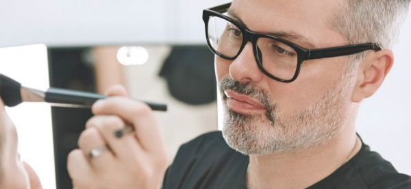 Dior Makeup Demonstration with Jamie Coombes