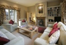 Sitting room is near Alnwick Castle