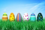 Easter Egg Hunt at Kirkley Hall Zoo