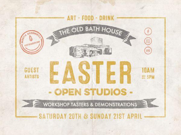 Easter Open Studios