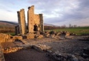 Remains of Edlingham Castle