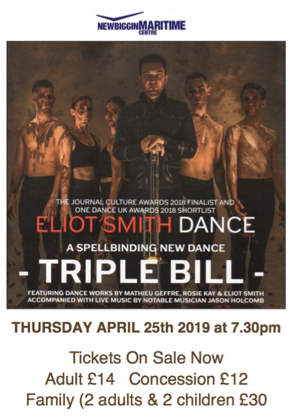 Eliot Smith Dance