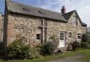 Outside Eridon Cottage is near Lindisfarne Castle
