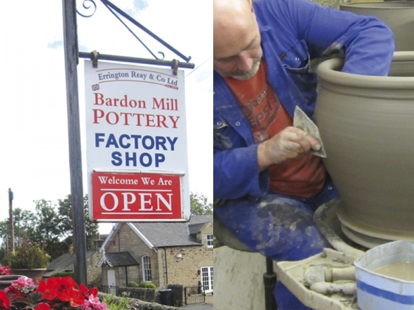 Bardon Mill Factory Shop