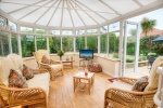 Fairways - beautiful spacious conservatory